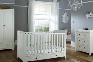 Silver Cross Nostalgia Nursery Furniture Set