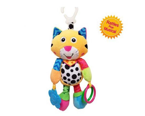 BabyBow musical cat toy