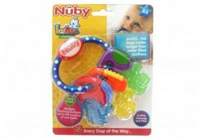 Nuby Icebite teether
