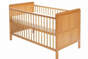 Baby Elegance Alex Cot Bed