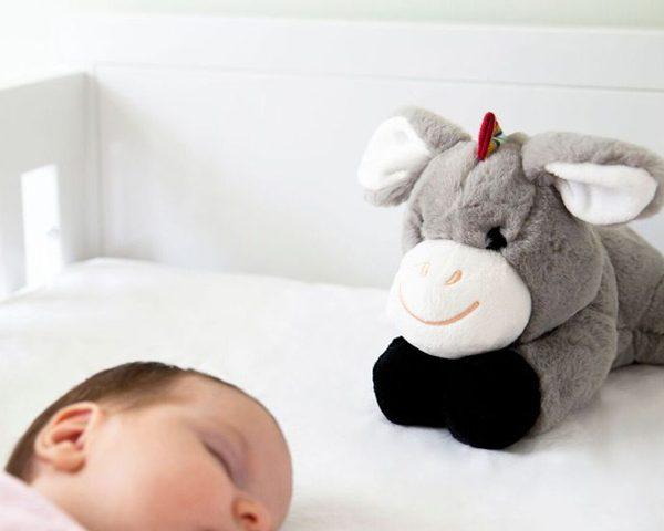 ZAZU Don the Donkey Soft Toy Comforter
