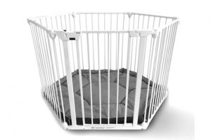 Babylo Metal Playpen