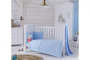 Iziwotnot Bedding Bale Blue