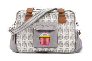 Yummy Mummy Bag Wise Owl