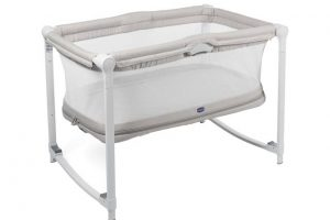 Chicco Lullago Zip Crib 18