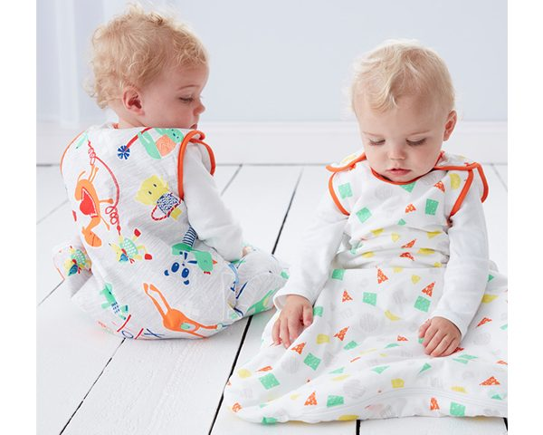 Grobag Wash & Wear Twin Pack - Child Play 1