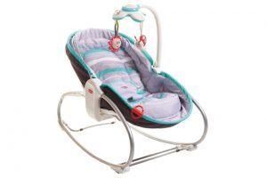 Tiny Love 3 in 1 Rocker Napper grey turquoise