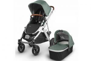 Uppa Baby Vista Travel System 4