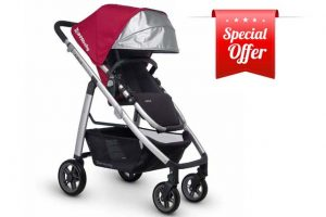 Uppababy Cruz Stroller Special offer
