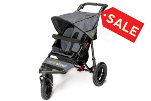 Out n About Single Nipper Travel System SALE grey