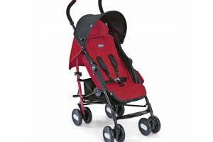 Chicco Echo Stroller Garnet