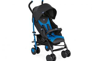 Chicco Echo Stroller Mr Blue