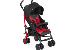 Chicco Echo Stroller Scarlet