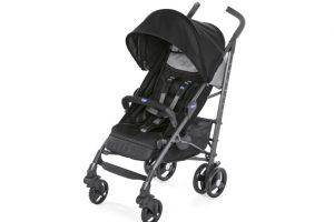 Chicco Liteway Stroller 2019 Jet Black
