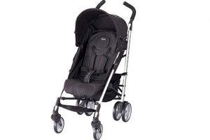Chicco Liteway Stroller Jet Black