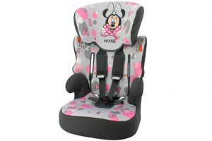 Minnie Highback Booster Car Seat
