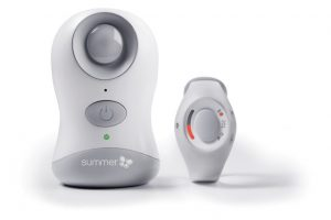 Summer Babble Band Baby Monitor