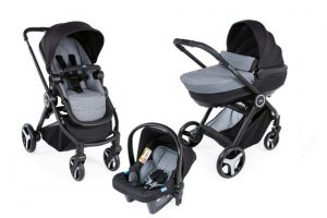 Chicco Trio Best Friends Travel System