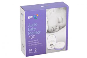 BT Audio Baby Monitor 400
