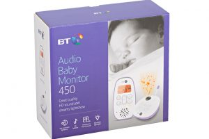 BT Audio Baby Monitor 450