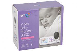 BT Video Baby Monitor 3000