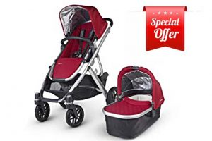 Uppababy Cruz & Carrycot Special Offer
