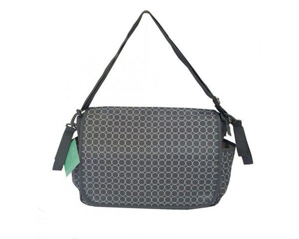 BiBii Messenger Bag - Circles