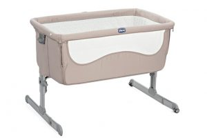 Chicco Next 2 Me Bedside Crib - Chick to Chick 2