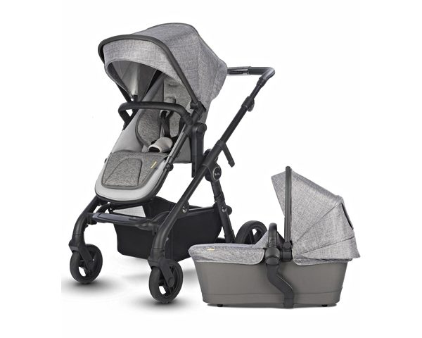 Silver Cross Coast Travel System Twin Bambinos Wexford
