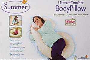 Summer Body Support Pillow