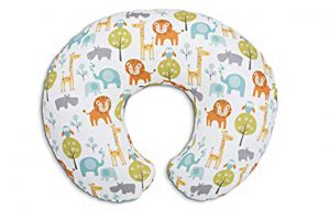 Chicco Boppy Pillow Peaceful Jungle