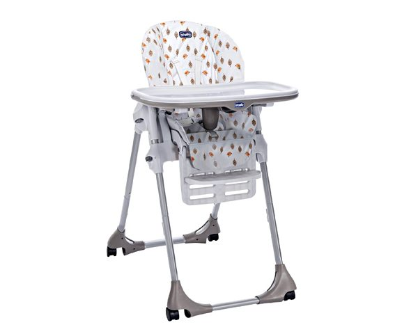 Chicco Polly Easy Highchair Romantic