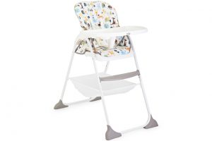 Joie Meet Mimzy Snack Highchair Alphabet 1