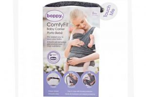 Chicco Boppy Comfyfit Baby Carrier 1