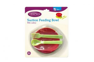 Clevamama Suction Bowl