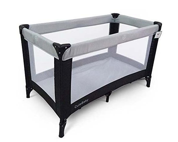 Cute Baby Travel Cot