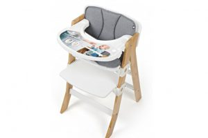 Babylo Oslo Wooden Highchair