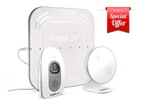 Angelcare Movement & Sound Baby Monitor AC115