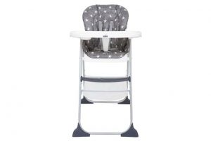 Joíe Meet Mimzy Snack Highchair - Twinkle Linen 1