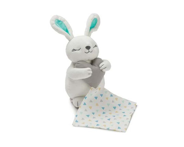 Summer Little Heartbeat Soother - Bunny 1