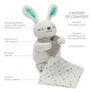 Summer Little Heartbeat Soother - Bunny 2