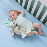 Summer Little Heartbeat Soother - Bunny 3