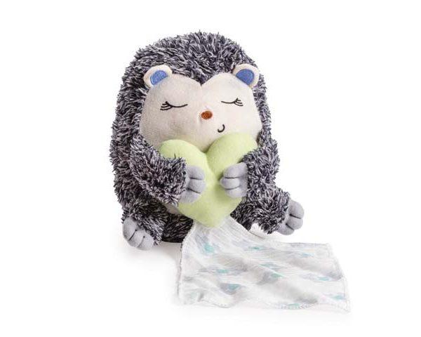 Summer Little Heartbeat Soother - Hedgehog 1