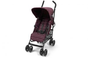 Babylo Neo Stroller - Fig Purple