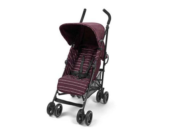 Babylo Neo Stroller - Fig Purple