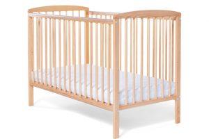 Baby Elegance Starlight Cot - Pine