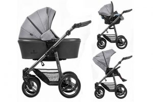 Venicci Carbo Lux Special Edition Travel System 1