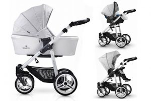 Venicci Pure Prestige edition Travel System
