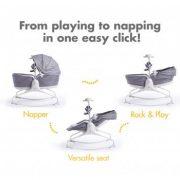 Tiny Love Rocker Napper - Grey 6