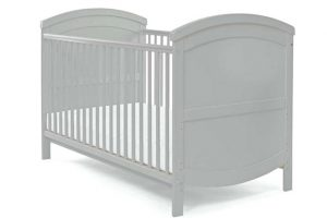 Baby Elegance Walt Cot Bed - Grey